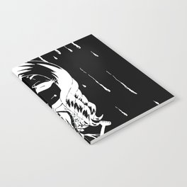 Living Pins inverted Notebook