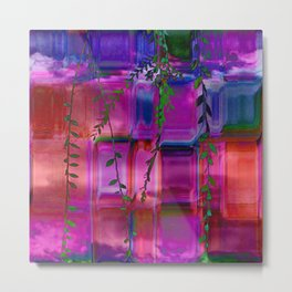 Infused colors Metal Print
