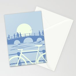 Amsterdam Stop Over Stationery Cards