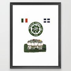 Celtic Football Club  Framed Art Print