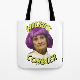 Grandma Cobbler Tote Bag