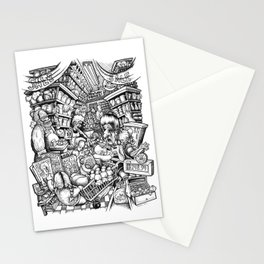 GROCER Stationery Cards