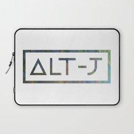 Alt -J Laptop Sleeve