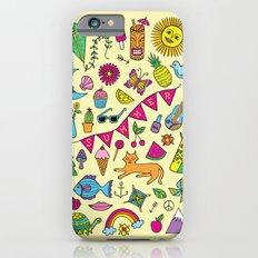Summer Fun Slim Case iPhone 6s