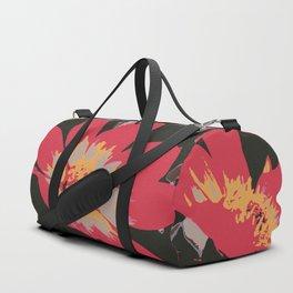 Sixties flowers Duffle Bag