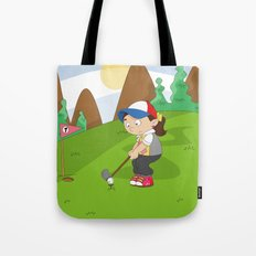 Non Olympic Sports: Golf Tote Bag
