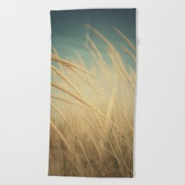 Somewhere Only We Know Beach Towel