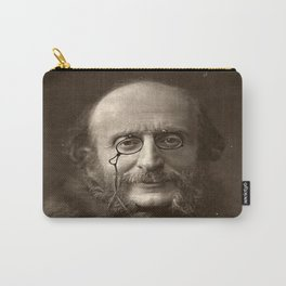 Portrait of Offenbach by Nadar Carry-All Pouch
