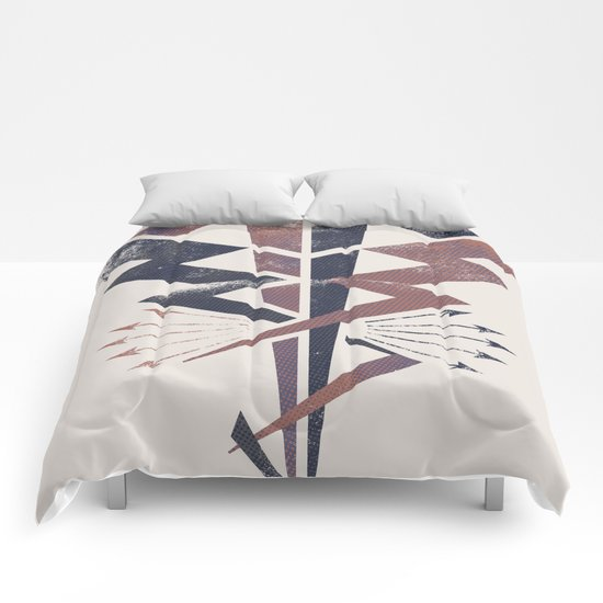 Lightning Bolt Comforters