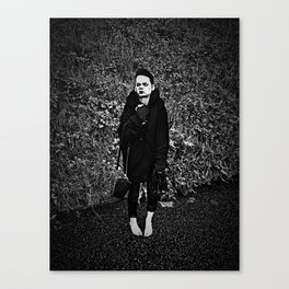 If Ronni Peww only knew Canvas Print