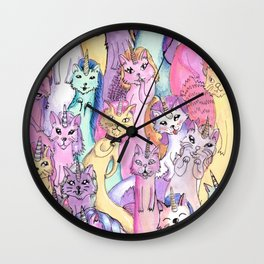 unicat squad Wall Clock