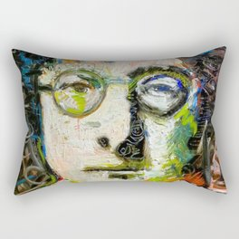 Mr. Ono Rectangular Pillow