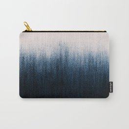 Jean Ombré Carry-All Pouch