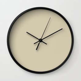 Putty Wall Clock