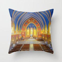 Heralds of the Gospel Throw Pillow