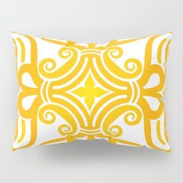 HUNGARIAN ORNAMENTS  - Femininity mandala Pillow Sham