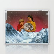 We captured the moon. Laptop & iPad Skin