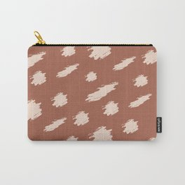 Baesic Cheetah Spots Carry-All Pouch