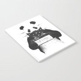 Bad panda Notebook