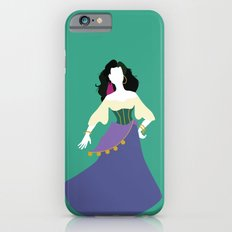 Esmeralda from The Hunchback of Notre-Dame iPhone 6s Slim Case