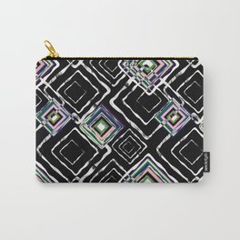 Colorful geometric pattern.2 Carry-All Pouch