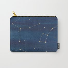 The Deep Blue Carry-All Pouch