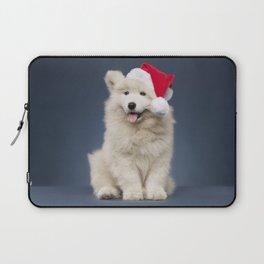 Christmas puppy Laptop Sleeve