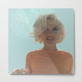 My Marilyn Monroe Metal Print