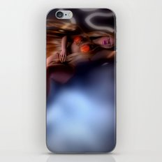 Light Watching iPhone & iPod Skin