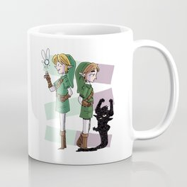The Fairy and The Imp Coffee Mug