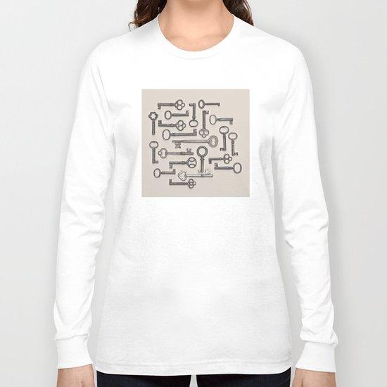 Labyrinth (Grey Version) Long Sleeve T-shirt