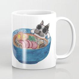 Frenchie Ramen Coffee Mug