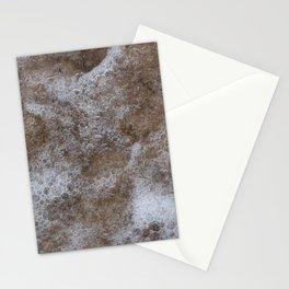 Sea Foam - Abstract Coastal Art Stationery Cards