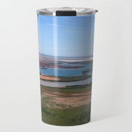 Port Hedland Arial  Travel Mug