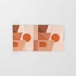 Abstraction_ARCHITECTURE_BOHEMIAN_Minimalism_001A Hand & Bath Towel