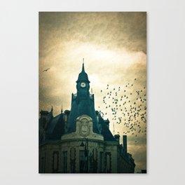 Hotel De Ville Canvas Print