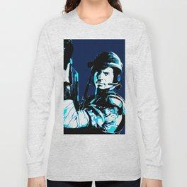 Bug hunt (alternative version) Long Sleeve T-shirt