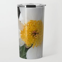 White Beauty by Teresa Thompson Travel Mug