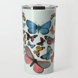 BUTTERFLY LOVE II Travel Mug