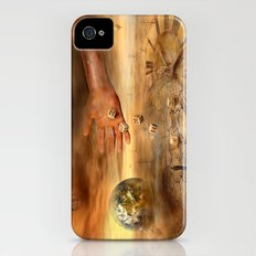 Coincidence or fate Slim Case iPhone (4, 4s)