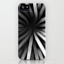 Intersecting iPhone Case