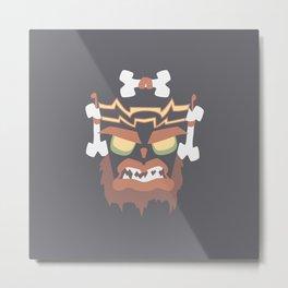 Uka-Uka Metal Print