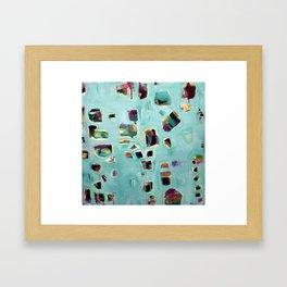 Rebirth. Framed Art Print