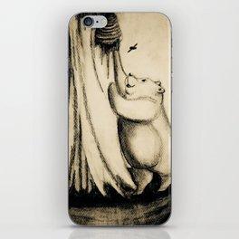 Honey Bear 2 iPhone Skin