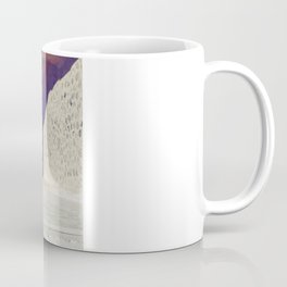 Santorini Walkway III Coffee Mug