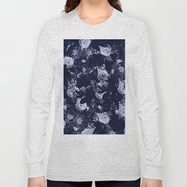 Night Botanical Garden II Long Sleeve T-shirt