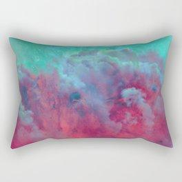 Mèduse Rouge Rectangular Pillow