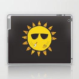 Sunray by the Slice Laptop & iPad Skin