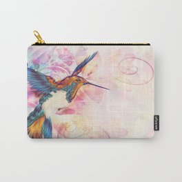 Hummingbirds Return Carry-All Pouch