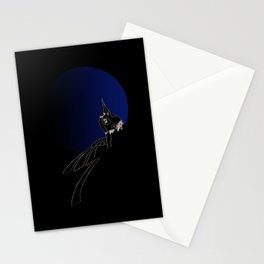 fly to the sun Stationery Cards